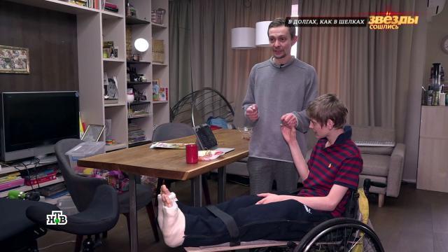 Звезда «Физрука» сидит без работы с сыном-инвалидом на руках.артисты, болезни, дети и подростки, знаменитости, недвижимость, семья, эксклюзив.НТВ.Ru: новости, видео, программы телеканала НТВ