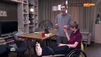 Звезда «Физрука» сидит без работы с сыном-инвалидом на руках