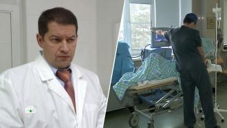 Врач оценил опасность мутаций коронавируса.НТВ.Ru: новости, видео, программы телеканала НТВ