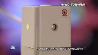 Компактный обеззараживатель помещений: на что способно устройство за 1800 рублей