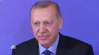 Исламское братство ибольшие деньги: Эрдоган выбирает союзников.НТВ.Ru: новости, видео, программы телеканала НТВ