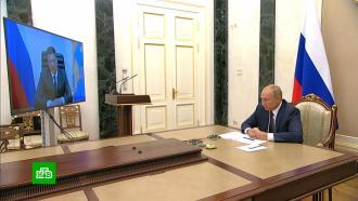 Глава Псковской области рассказал Путину оперспективах региона