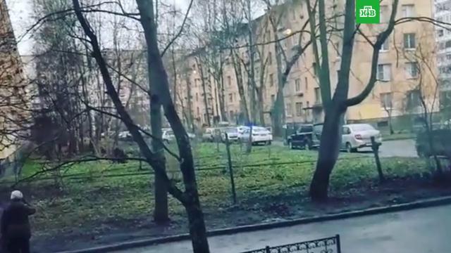 Отец взял взаложники шестерых детей вКолпино.Санкт-Петербург, дети и подростки, заложники.НТВ.Ru: новости, видео, программы телеканала НТВ