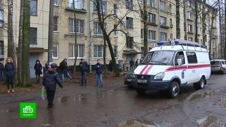 Взявший своих детей в заложники петербуржец сдался