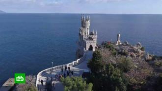 Замок «Ласточкино гнездо» открылся после реконструкции