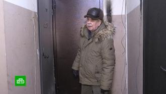 Наследник знаменитого скульптора остался без жилья и живет в бараке