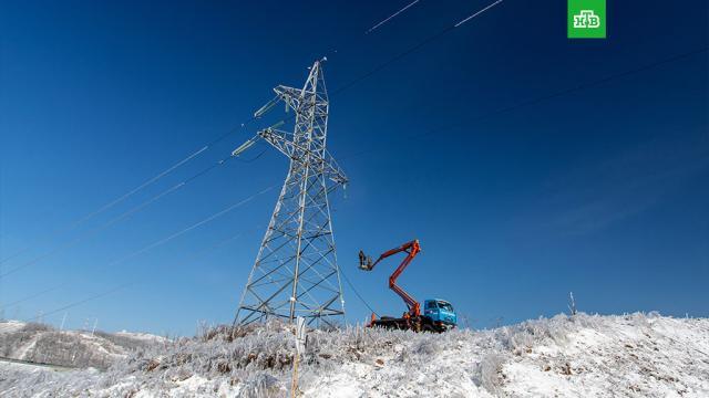 В Первомайском районе Владивостока восстановлено электроснабжение.В Приморье восстановлена подача электричества в районе, где проживают более 60 тысяч человек.Владивосток, Приморье, аварии в ЖКХ.НТВ.Ru: новости, видео, программы телеканала НТВ