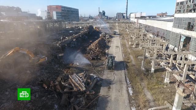 Путин вСарове обсудил ликвидацию ртутного загрязнения вУсолье-Сибирском.Путин, Росатом, ртуть, экология.НТВ.Ru: новости, видео, программы телеканала НТВ