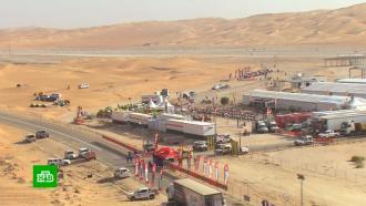 Стал известен маршрут <nobr>ралли-марафона</nobr> «Дакар»