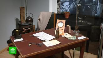 В музее блокады впервые показывают личные вещи Ольги Берггольц