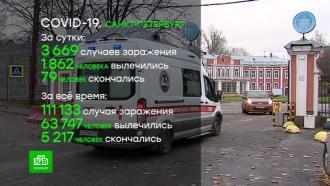 Всё под контролем: как Петербург борется со второй волной коронавируса
