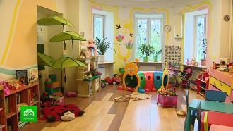 Новогодние утренники вдетских садах Петербурга пройдут без родителей