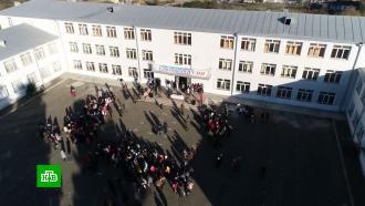 ВСтепанакерте возобновила работу первая школа