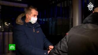 Бывший замглавы ФСИН задержан за махинации на 2млрд рублей