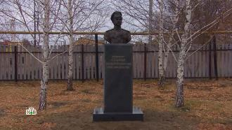 Воренбургском селе после скандала убрали памятник убившему Чапаева казаку.НТВ.Ru: новости, видео, программы телеканала НТВ