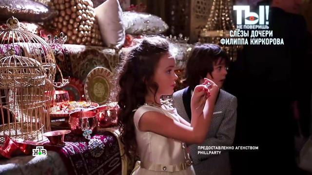 Самый дорогой подарок: как Киркоров отметил день рождения дочери.дети и подростки, знаменитости, семья, торжества и праздники, эксклюзив, артисты, шоу-бизнес, Киркоров.НТВ.Ru: новости, видео, программы телеканала НТВ