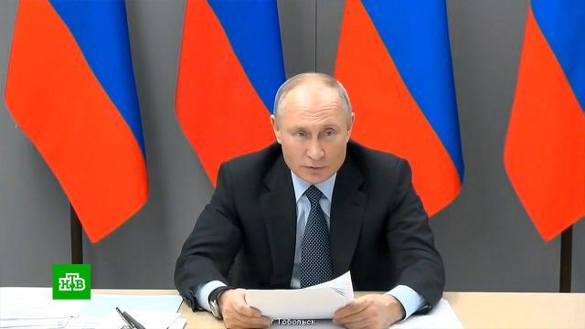 Путин предсказал снижение спроса на нефть через пять лет.Путин, нефть, промышленность, энергетика.НТВ.Ru: новости, видео, программы телеканала НТВ