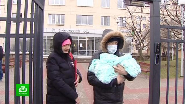 Петербургские акушеры рассказали, как болеют COVID-19 беременные и дети.Санкт-Петербург, беременность и роды, дети и подростки, коронавирус, медицина, младенцы, эпидемия.НТВ.Ru: новости, видео, программы телеканала НТВ