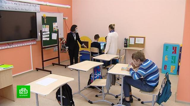 Инклюзивные технологии помогают особенным детям учиться в обычной петербургской школе.Санкт-Петербург, дети и подростки, инвалиды, образование, школы.НТВ.Ru: новости, видео, программы телеканала НТВ