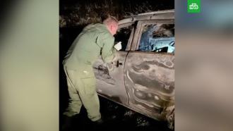 Задержан подозреваемый вубийстве семьи вПодмосковье