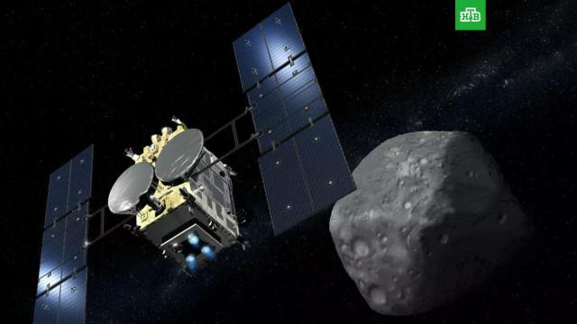 Японский зонд сбросил на Землю капсулу с грунтом астероида Рюгу.Японский космический зонд Hayabusa-2 («Сокол-2») сбросил на Землю капсулу с образцами грунта, взятого с поверхности отдаленного астероида Рюгу. Японское агентство аэрокосмических исследований транслировало процесс в прямом эфире..Япония, астероиды, астрономия, космос, наука и открытия.НТВ.Ru: новости, видео, программы телеканала НТВ
