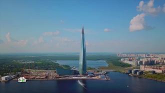 До облаков: как строят небоскребы