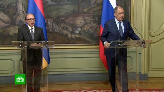 Москва приветствует возможные переговоры между Баку иЕреваном