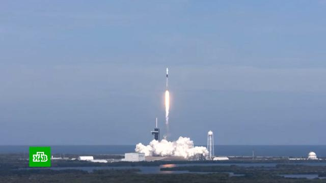 Космический грузовик Cargo Dragon должен сегодня состыковаться сМКС.МКС, США, космонавтика, космос.НТВ.Ru: новости, видео, программы телеканала НТВ