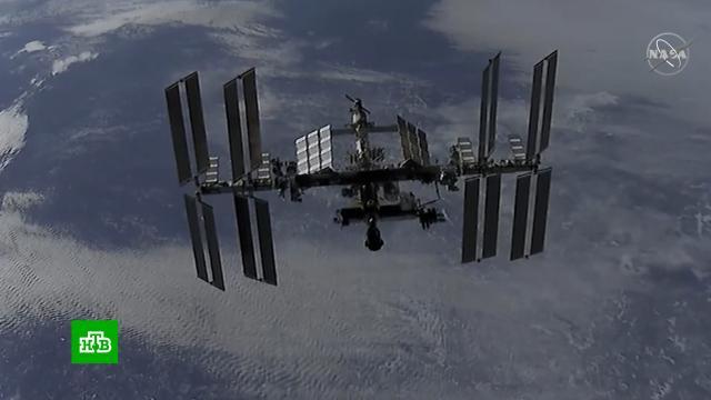 Грузовой Cargo Dragon успешно состыковался сМКС.МКС, НАСА, США, космонавтика, космос.НТВ.Ru: новости, видео, программы телеканала НТВ