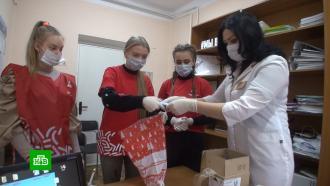 Бойцы доброй воли: как волонтеры помогают медикам спасать больных <nobr>COVID-19</nobr>