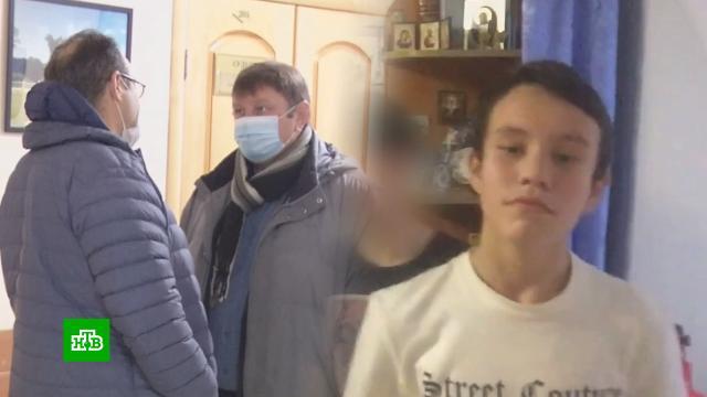 Виновники гибели 15-летнего подростка улыбнулись, услышав приговор.Башкирия, дети и подростки, несчастные случаи.НТВ.Ru: новости, видео, программы телеканала НТВ