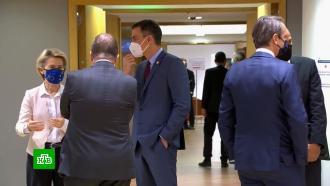 Лидеры ЕС расширили санкции против Турции