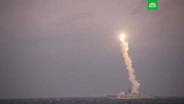В Белом море прошли третьи испытания гиперзвуковой ракеты «Циркон».Минобороны РФ, военные испытания, вооружение, запуски ракет, ракеты, учения.НТВ.Ru: новости, видео, программы телеканала НТВ
