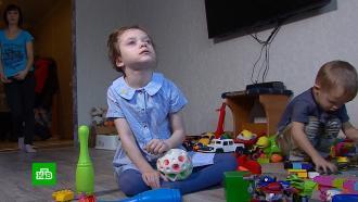Страдающей эпилепсией Арине срочно нужны деньги на обследование вГермании