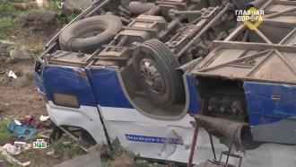 ВЗабайкалье виновников падения автобуса смоста не могут найти три года.НТВ.Ru: новости, видео, программы телеканала НТВ
