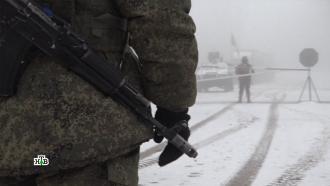 Стоят живым щитом: как российские миротворцы гасят конфликты вКарабахе