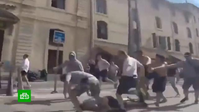 Российскому фанату грозит 15лет за избиение англичанина во Франции.Франция, драки и избиения, суды, фанаты.НТВ.Ru: новости, видео, программы телеканала НТВ