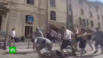 Российскому фанату грозит 15лет за избиение англичанина во Франции