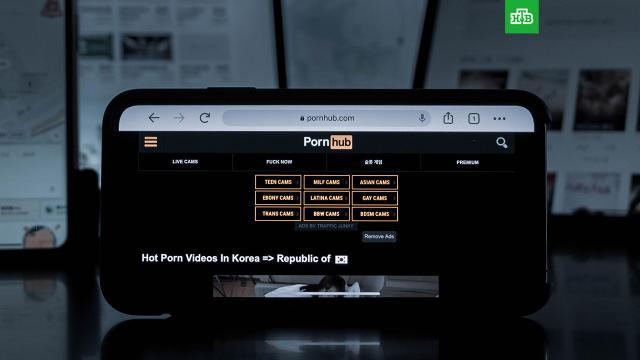 PornHub удалил миллионы видео со своего сайта.Интернет, порнография.НТВ.Ru: новости, видео, программы телеканала НТВ