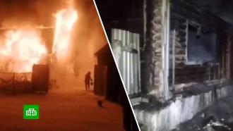 Задержана руководитель сгоревшего дома престарелых вБашкирии