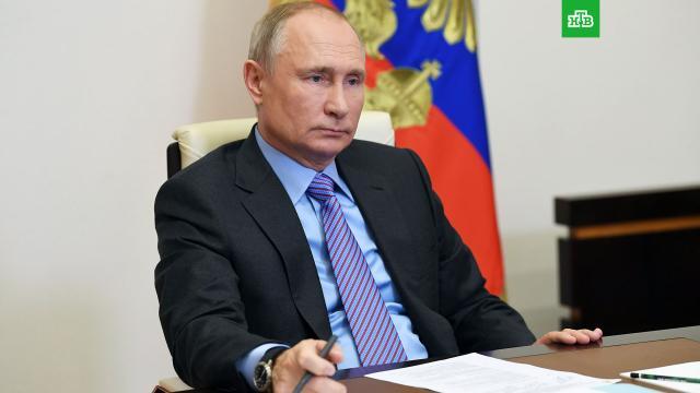 Путин поздравил Байдена спобедой на выборах.Байден, Путин, США, Трамп Дональд, выборы.НТВ.Ru: новости, видео, программы телеканала НТВ
