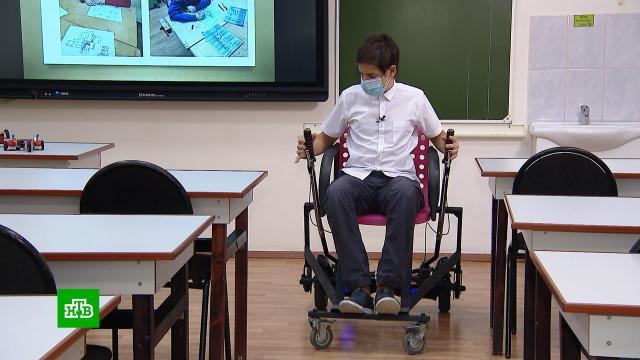 Идеи юных инженеров заинтересовали ученых.дети и подростки, наука и открытия, образование, технологии.НТВ.Ru: новости, видео, программы телеканала НТВ