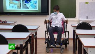 Идеи юных инженеров заинтересовали ученых