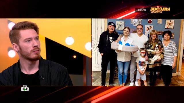 Никита Пресняков рассказал оноворожденном брате.знаменитости, семья, музыка и музыканты, браки и разводы, эксклюзив, артисты, Пресняковы, шоу-бизнес.НТВ.Ru: новости, видео, программы телеканала НТВ