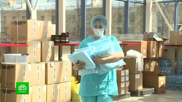 Петербургские больницы готовят дополнительные места для ковид-пациентов.Санкт-Петербург, больницы, коронавирус, медицина, эпидемия.НТВ.Ru: новости, видео, программы телеканала НТВ