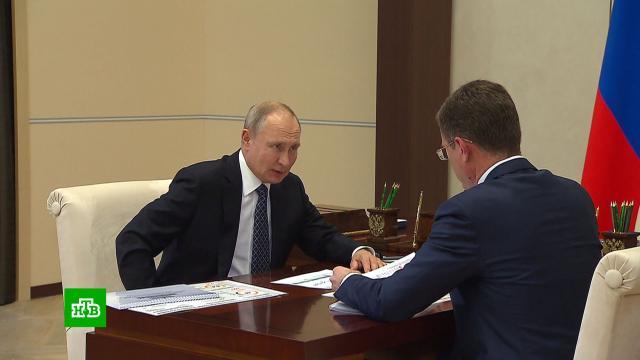 Путин запретил нефтяникам «хулиганить» спотребителями топлива.Путин, нефть, правительство РФ, тарифы и цены.НТВ.Ru: новости, видео, программы телеканала НТВ