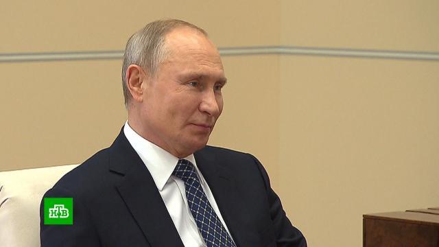Путин поделился школьными воспоминаниями об электрификации Советского Союза.Путин, СССР, нефть, энергетика.НТВ.Ru: новости, видео, программы телеканала НТВ