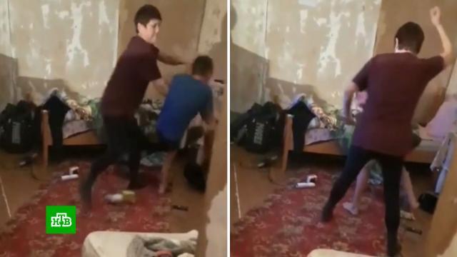 Пьяная мать жестоко избила сына вТомской области.дети и подростки, драки и избиения, жестокость, семья.НТВ.Ru: новости, видео, программы телеканала НТВ