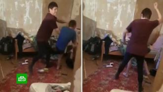 Пьяная мать жестоко избила сына вТомской области