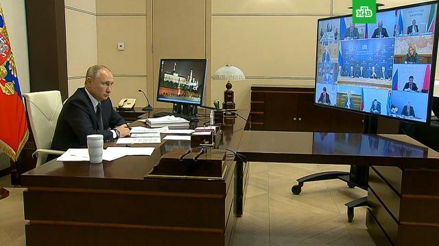 Путин поддержал идею сделать 31декабря выходным днем.Новый год, Путин, законодательство, торжества и праздники.НТВ.Ru: новости, видео, программы телеканала НТВ